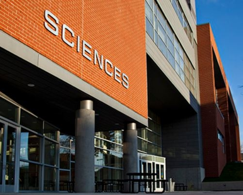 Energy Savings, Sustainability, EKU, Facilities Services, New Science Building